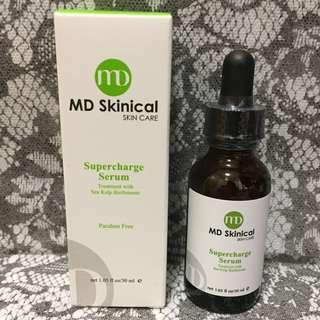 MD Skinical Supercharge Serum 海藻賦活全效精華 30ml