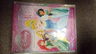 Disney Princess(my Disney princess collection cards)