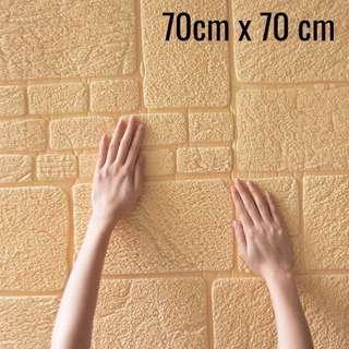 [PO] 3D Foam Wall Paper