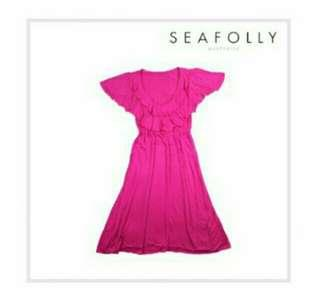 REPRICED! Authentic Seafolly maxi dress
