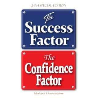 The Success Factor & The Confidence Factor 2-IN-1 SPECIAL EDITION