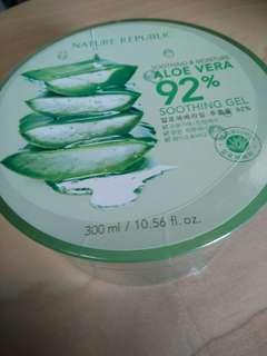 Nature Republic aloe Vera 92% isi 300ml