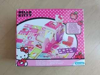 Hello Kitty 貼紙機