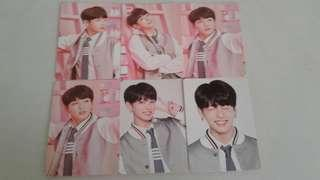 BTS KOREA 4TH MUSTER HAPPY EVER AFTER PHOTOCARD