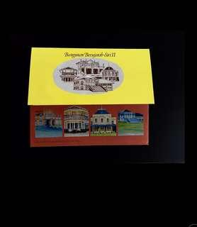Malaysia Historical Buildings Presentation Pack