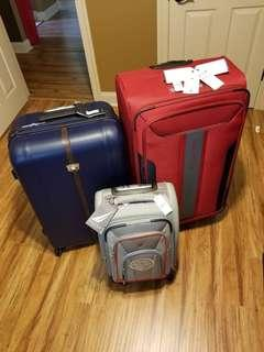 Luggage (Nautica and Chaps)