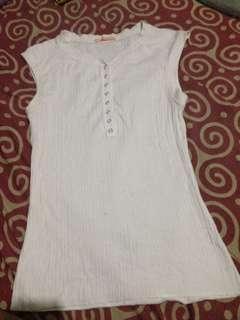 Forever21 white blouse