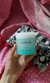 Laneige minipore water clay mask