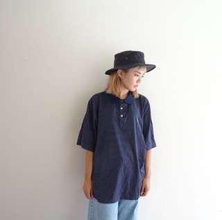 🚚 🔥Polo衫任兩件8折🔥Polo Ralph Lauren深藍細條紋Polo衫