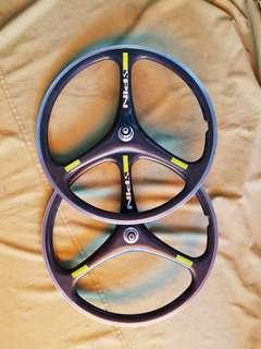 經典Spin碳纖維3刀  26寸