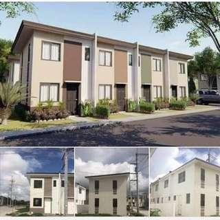 No Downpayment! 5-6k House and Lot Rent to own 2-Storey Townhouse