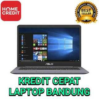 Asus A411UF VivoBook Seri New Generation Kredit Laptop Bandung All Type HP Dell Lenovo Razer Apple Samsung Langsung Bawa Pulang 30 Menit Proses !