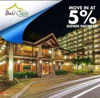 Affordable Rent To Own Condo in Pasig / BALI OASIS near Santola  LRT station and Ayala Feliz