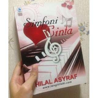 NOVEL SIMFONI CINTA - HILAL ASYRAF #3x100