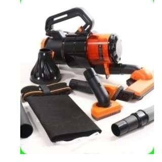 Vacuum Cleaner Orange Jet Cyclone Spt Twinbird Neohaus
