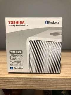 Toshiba無線藍芽音響