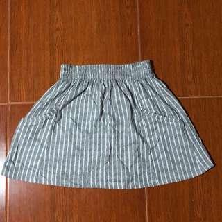 Eve Elastic Waist Skirt
