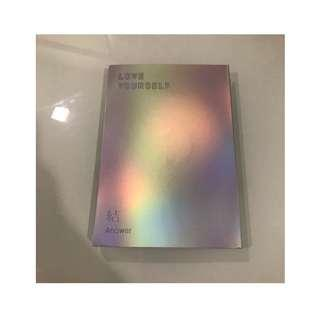 BTS ANSWER LOVE YOURSELF ALBUM VER L