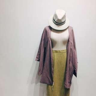 Kimono Cardigan / Blouse
