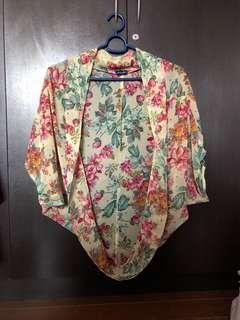 Olivia & Fifth Kimono
