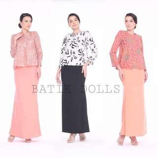 Batik Classic Doll Series by Myrra Karim Exclusive