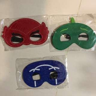 PJ masks party 🎉 masks