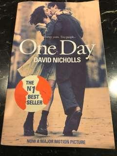 One Day by David Nicholls (Now A Major Motion Picture)