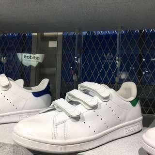🚚 Adidas Stan Smith 魔鬼氈款