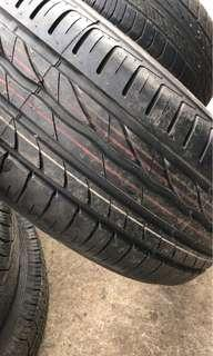 Tyre secondhand