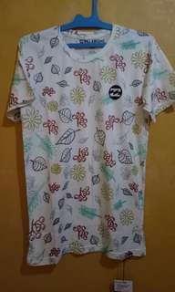 Tshirt billabong full print