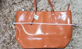 Orange Large Bag from USA