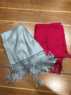 2 Shawls for Php150