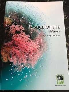 A Slice of Life - Daily doses of Inspiration; Bite-size wisdom to live a Better Life and with Greater Meaning!