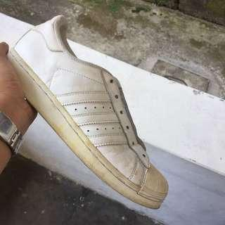 Adidas Triple White Superstar ORIGINAL
