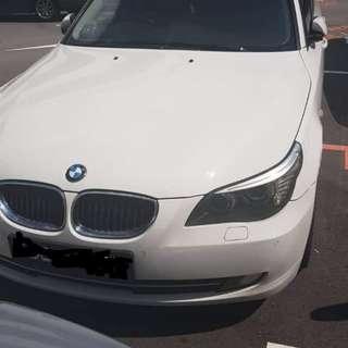 BMW E60 520i 2.0 Lci Sunroof 2008 9k