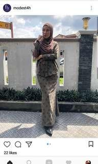 Kebaya Cotton