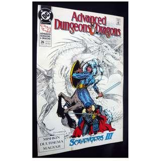 Advanced Dungeons and Dragons #26 (DC) Comic