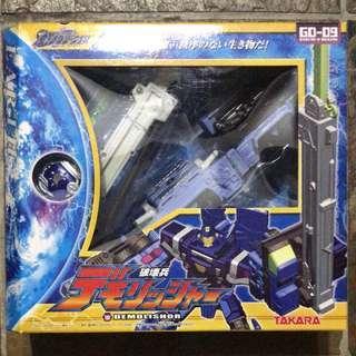 Transformer Demolishor GD 09 Galaxy Force