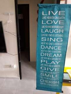 Decorative Banner with free mail