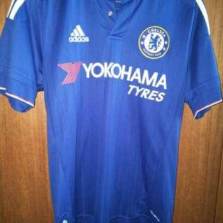 authentic chelsea 15/16 homekit