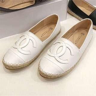 Chanel Inspired Espadrilles