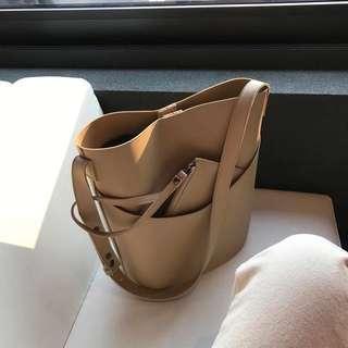 |PO| Jenny Sling Shoulder Tote Bag