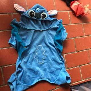 Disney Stitch dog costume