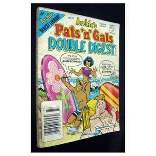 Archie Pals 'n' Gals Double Digest #77 (Archie Comics) Comic