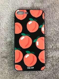 Peach iPhone 7 Plus case