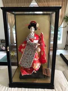 Authentic Kimono Doll