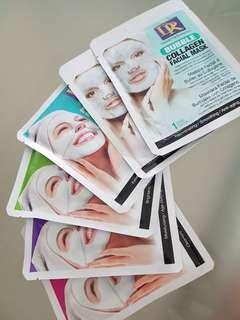 🚚 BN 6PACK COMPLETE TREATMENTS BUBBLE FACE PACK