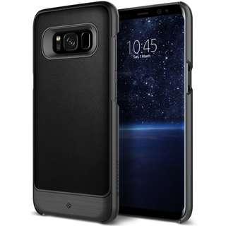 🚚 ⭐SEPT SALE⭐Caseology [Fairmont] Galaxy S8 Plus (Black)