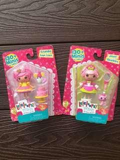 🚚 Lalaloopsy dolls