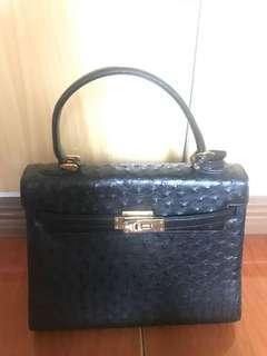 Original ostrich bag